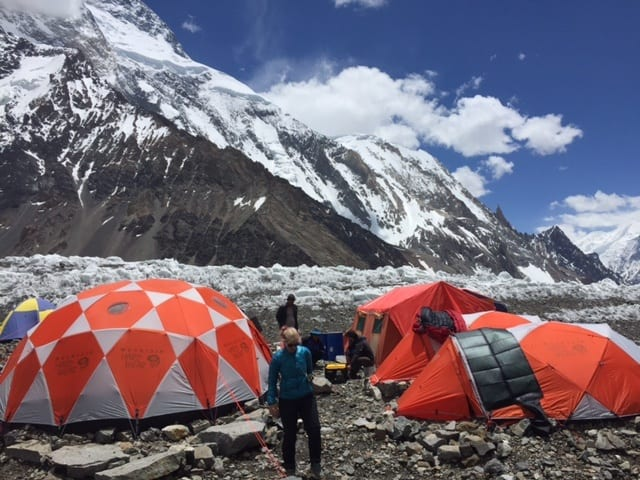 "Jake's Blog #15 : ""Welcome to acclimatisation!"""