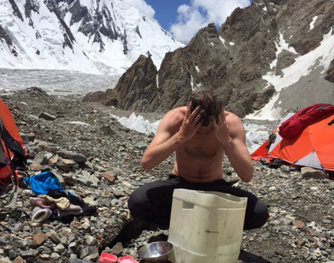 Jake's Blog #35: How to party hard in Basecamp!