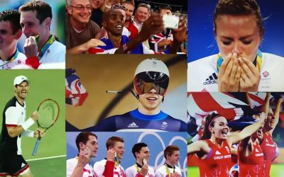 Rio 2016: Partnership, Collaboration, Belief – Leadership lessons from Team GB's Olympics
