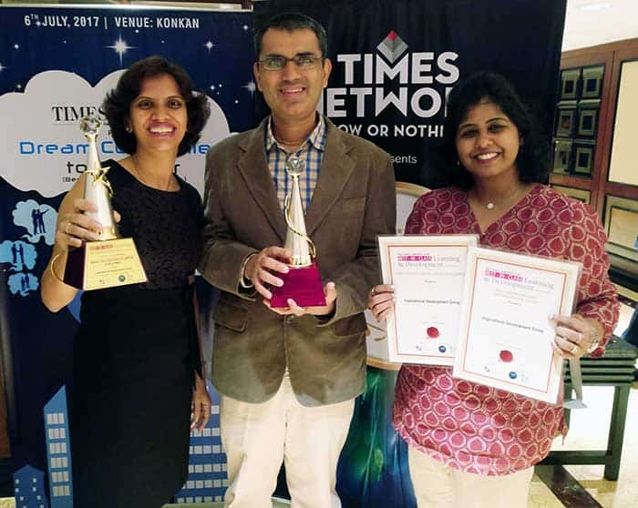 IDG and HSBC win more prestigious awards at World HR Congress Ceremony