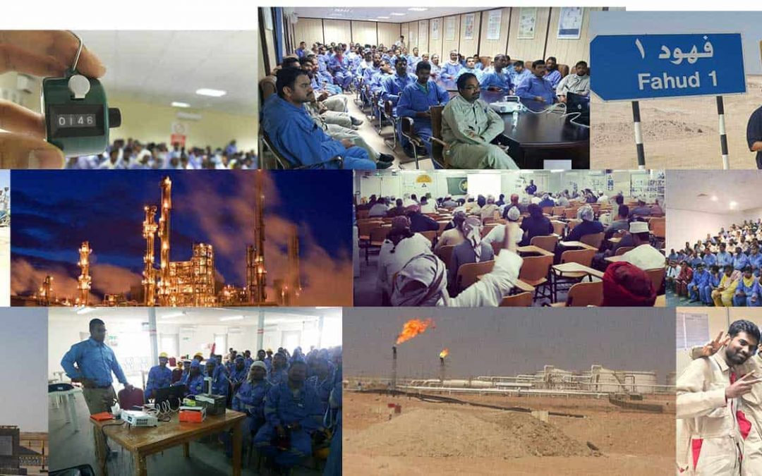 People Analytics: Improving the Welfare of Workers in the Oil & Gas Industry in Oman