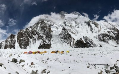 Jake's K2 Blog #18: Missing Climber on Broad Peak