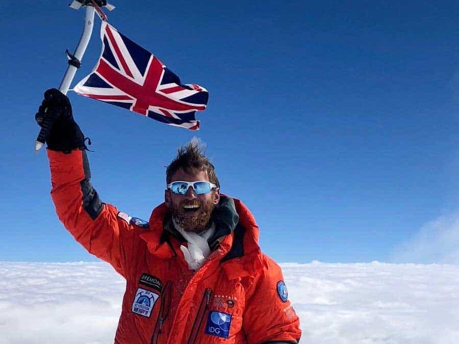 Jake's K2 Blog #24: On top of the world!!