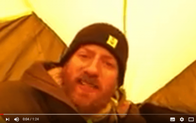 Jake's K2 blog #20: Waiting at 7350m for weather to clear, a summit attempt is imminent…