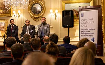 """Middle East Youth Development Forum – """"Rebuilding for Return: Investing in Iraq's NewAge"""""""