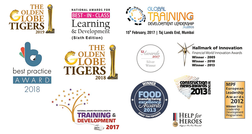 Award-winning, business-focused programmes